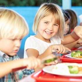 Essensversorgung<br>für Kita und Schule